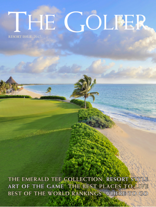 the-golfer-magazine-resort-issue-cover